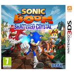 Sonic Boom: Shattered Crystal 3DS