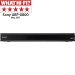 Blu-ray player Smart 4K SONY UBP-X800, HI-Res USB, Bluetooth, Wi-Fi