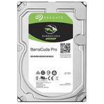 Hard Disk desktop Seagate BarraCuda PRO 4TB, 7200RPM, SATA3, 128MB, ST4000DM006