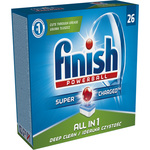 Detergent vase FINISH All in One 26 tablete pentru masina de spalat vase