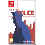 This Is the Police - Nintendo Switch