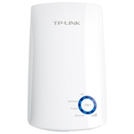 Wireless Range Extender TP-LINK TL-WA850RE, 300 Mbps, alb