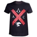 Tricou Assassins Creed Syndicate - Rooks Edition, marime L