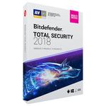 Antivirus BITDEFENDER Total Security Multi-Device 2018, 1 an, 3 dispozitive, Retail