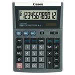 Calculator de birou CANON TX-1210E, 12 cifre, negru