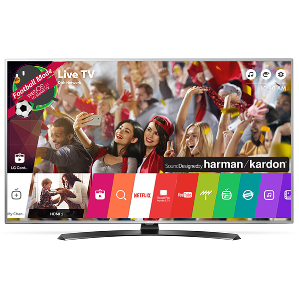 Televizor LED Smart Ultra HD, webOS 3.0, 165cm, LG 65UH668V