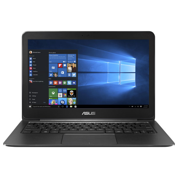 "Ultrabook ASUS Zenbook UX305CA-FC054T, Intel® Core™ m5-6Y54 pana la 2.7GHz, 13.3"" Full HD, 8GB, 128GB, Intel® HD Graphics 515, Windows 10"