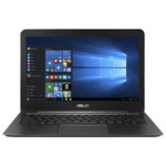 "Ultrabook ASUS Zenbook UX305UA-FC001T, Intel® Core™ i5-6200U pana la 2.8GHz, 13.3"" Full HD, 8GB, 256GB, Intel® HD Graphics 520, Windows 10"