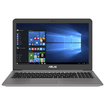 """Laptop ASUS ZenBook UX510UX-CN173T, Intel® Core™ i5-7200U pana la 3.1GHz, 15.6"""" Full HD, 8GB, HDD 1TB + SSD 128GB, NVIDIA GeForce GTX 950M 2GB, Windows 10"""