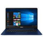 """Ultrabook ASUS ZenBook UX530UQ-FY031T, Intel® Core™ i7-7500U pana la 3.5GHz, 15.6"""" Full HD, 8GB, SSD 512GB, NVIDIA® GeForce® 940MX 2GB, Windows 10"""