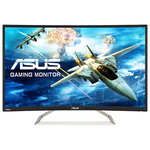 """Monitor Gaming ASUS VA326H, 31.5"""" Curved, Full HD, negru"""