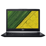 "Laptop ACER Aspire V Nitro VN7-793G-70H0, Intel® Core™ i7-7700HQ pana la 3.8GHz, 17.3"" Full HD IPS, 16GB, HDD 1TB + SSD 256GB, NVIDIA® GeForce® GTX 1060 6GB, Windows 10 Home"
