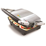 Prajitor de sandwich-uri BREVILLE VST025X-01, 1000W, argintiu