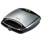 Prajitor de sandwich-uri BREVILLE VST051X-01, 750W, negru-argintiu