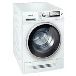 Masina de spalat cu uscator SIEMENS iQ800 WD15H542EU,  7/4kg, 1500rpm, A, alb