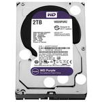 Hard Disk Western Digital Purple 2TB, Surveillance, SATA3, 64MB, WD20PURZ