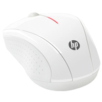 Mouse Wireless HP X3000 Blizzard, 1200 dpi, alb
