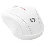 Mouse Wireless HP X3000 Blizzard, 1200 dpi, alb