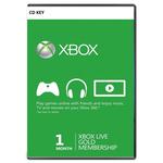 Card CD Key Xbox Live GOLD 1 luna Xbox 360 / Xbox One