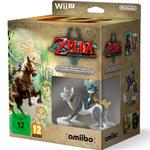 The Legend of Zelda: Twilight Princess HD + Wolflink Amiibo Wii U